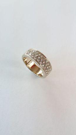 Inel aur alb cu diamante (ekymv 88)