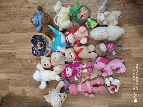 Плюшени играчки