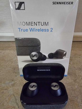 Наушники беспроводные Sennheiser Momentum True Wireless 2