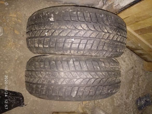 Продавам зимни гуми 205/55/16