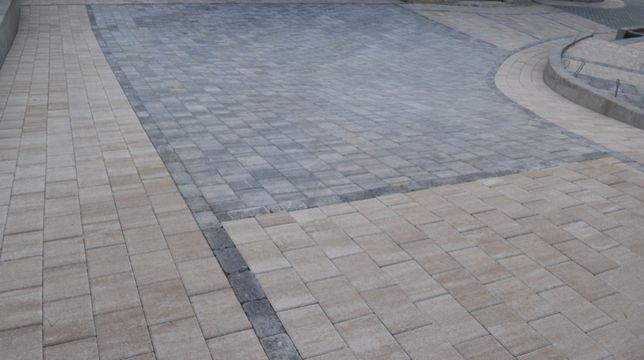 Pavaj Viamix granit. Consultanta, transport, montaj