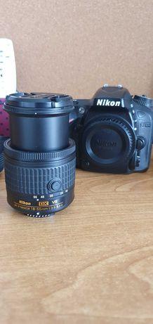 Nikon D7100 + Obiectiv Nikon 18-55