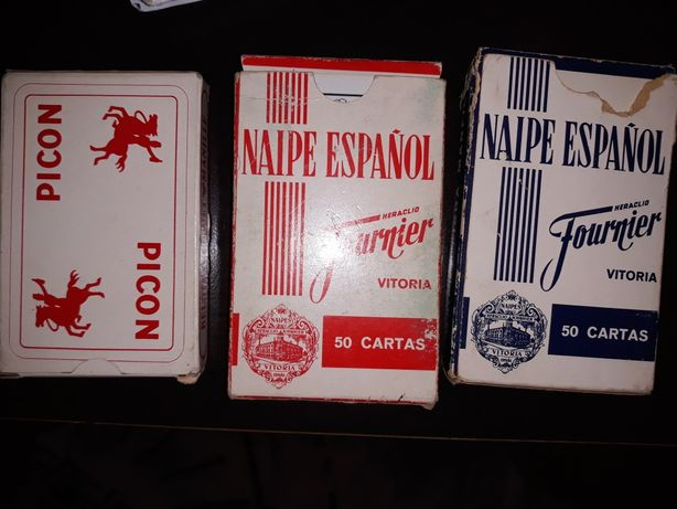 Carti de joc vintage