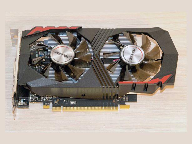 Видеокарта RX-550 4GB