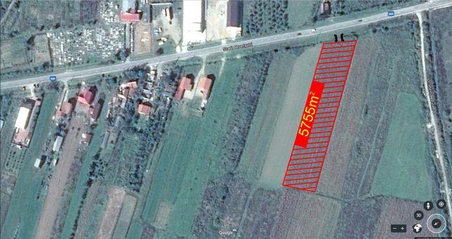 Teren Lugoj-potential de dezvoltare rezidentiala sau comerciala