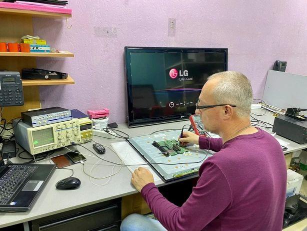 Ремонт телевизора SONY SAMSUNG LG TOSHIBA телемастер с выездом на дом