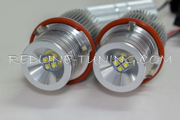 Led крушки 25W за angel eyes за BMW E39 E60 E65 E66 X3 X5