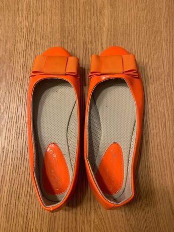 Дамски обувки тип балерина