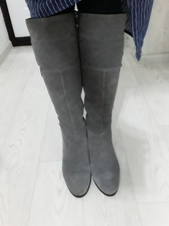 Зимняя обувь натуралка
