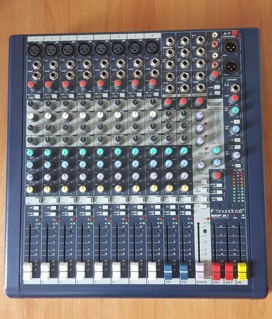 Mixer SoundCraft MFXI 8