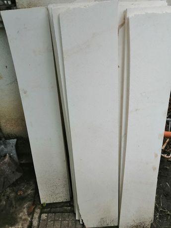 30 мраморни плочи 22х125х2.5