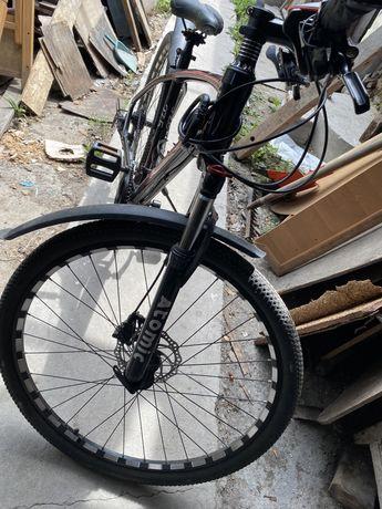 Челосипед почти новый