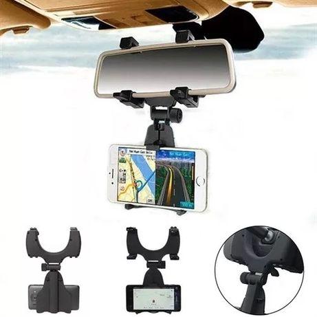 Suport de telefon , GPS cu prindere la oglinda