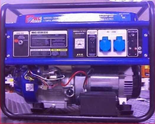 Generator curent
