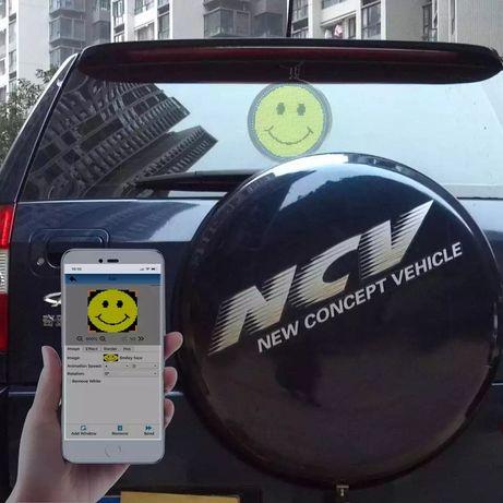 Ecran auto cu wifi si telecomanda
