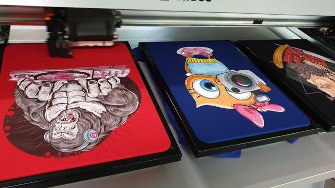 Печат на тениски, работно облекло по ваш дизайн на едро и дребно гр. Пловдив - image 1