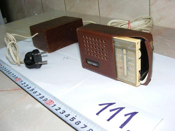 """Radio vechi  ,,NEYWA """" (cod 111)"""