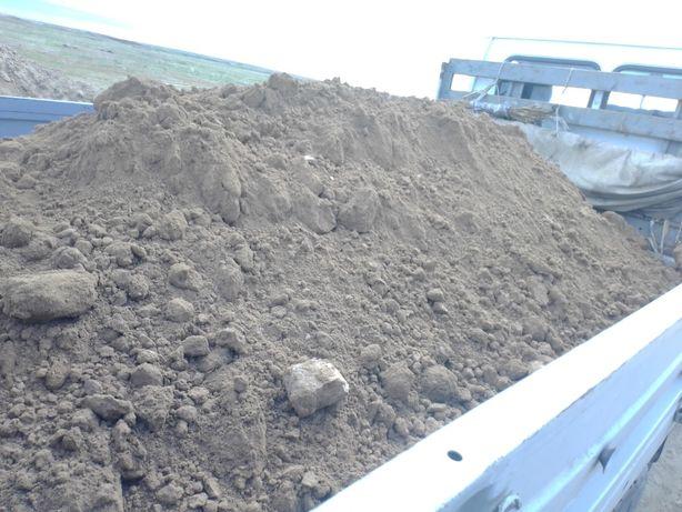 Доставка глины, песка,гравия,отсева по 2тонны!