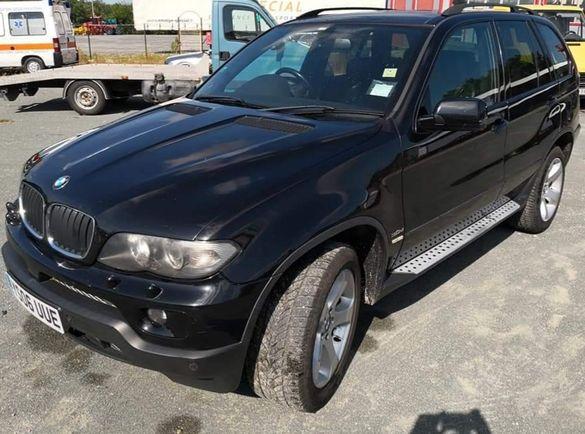 БМВ х5 3.0 дизел 218 к.с. / BMW E 53 X 5 face 3.0 D 218 hp НА ЧАСТИ