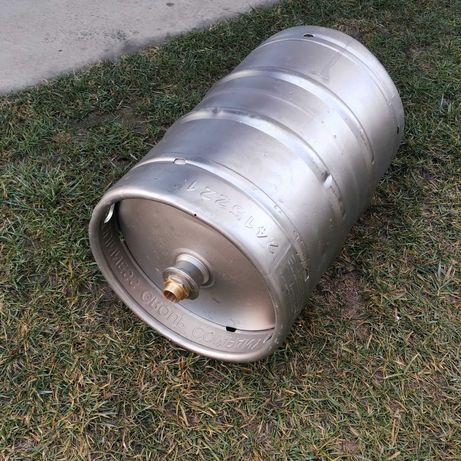 Bazin inox 60 L pregatit pentru hidrofor