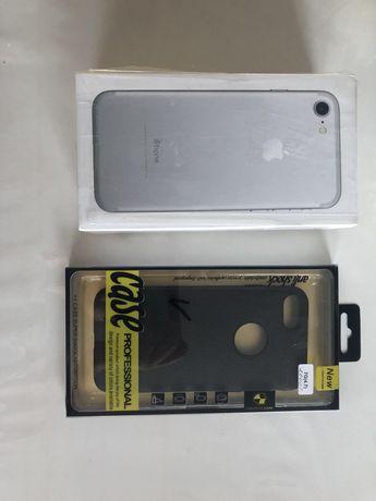 Продается абсолютно новый айфон 7- 128 гб