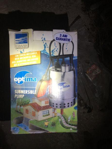 Pompa apa OPTIMA MA 10MT Calitate maxima, nu e chinezarie