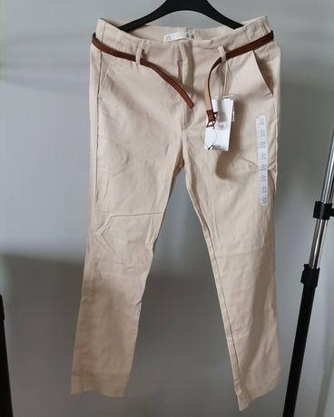 Pantaloni bej Lefties 36 S