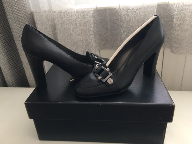 Pantofi din piele DENIS