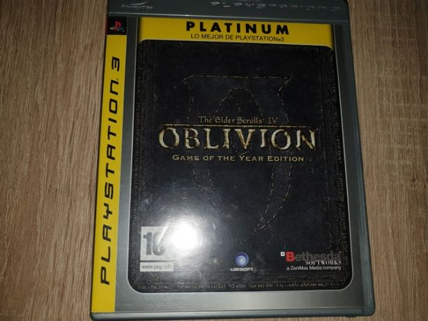 Joc PlayStation 3 / PS3 - Oblivion
