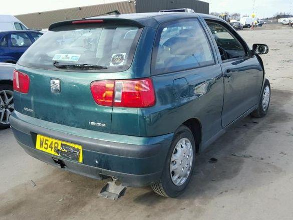 Сеат Ибиза 1999 Seat Ibiza 1.4 mpi