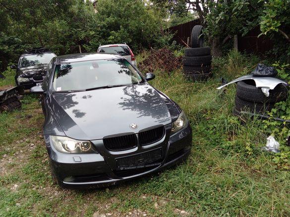BMW e90 e91 163k на части