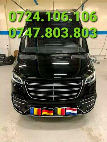 Persoane Auto Transport ZILNIC Austria Cehia Olanda Germania Belgia