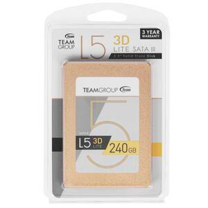 "SSD Накопитель 2.5"" 240Gb Team Group L5 Lite T253TD240G0C101"
