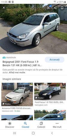 Dezmembrez Ford Focus