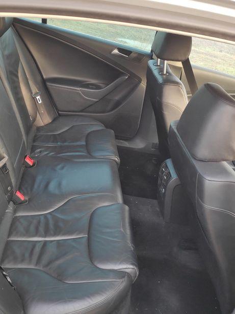 Bancheta piele Volkswagen Passat B6 berlina 2005-2011