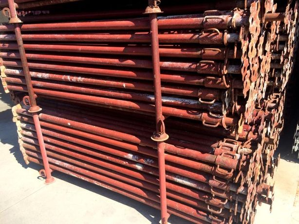 Popi metalici 3,6 metri de inchiriat vanzare ieftin