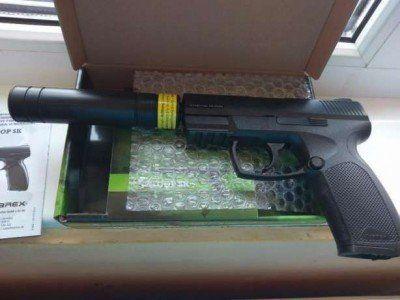 Pistol airsoft Cop Sk.cu amortizor