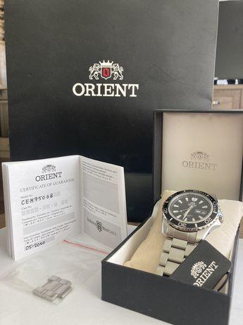 Orient  часовник