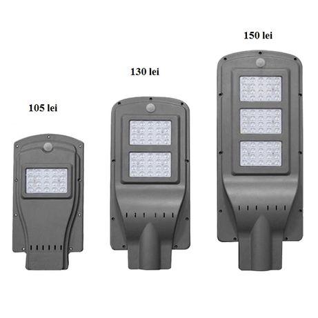 Lampi de gradina solare impermeabile waterproof 20w 40w 60w