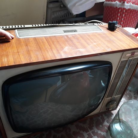 Аганьок ретро телевизор