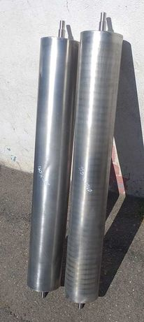Role - Tamburi din INOX fi 160x1060 mm. Livrare cu verificare colet