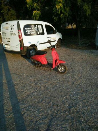 Скутер Сузуки Бара