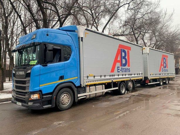 Грузоперевозки по Казахстану