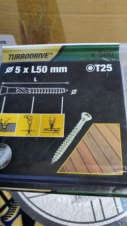Vand-schimb holșuruburi INOX speciale terase lemn Deck, CUIE RASUCITE