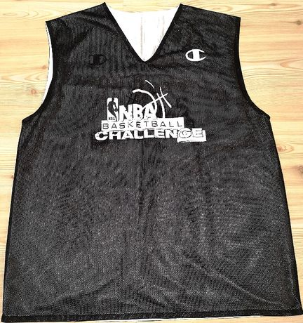 Maiou baschet Champion NBA Basketball Challenge 2 fete, marimea L