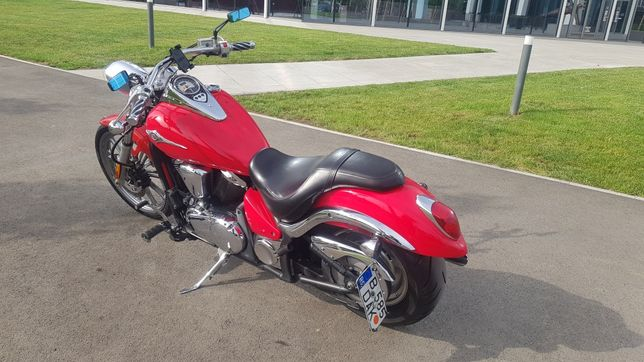 Kawasaki Vn900 Custom Vulcan