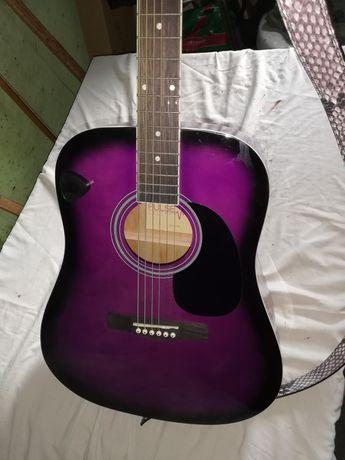Chitară acustică nouă pulls