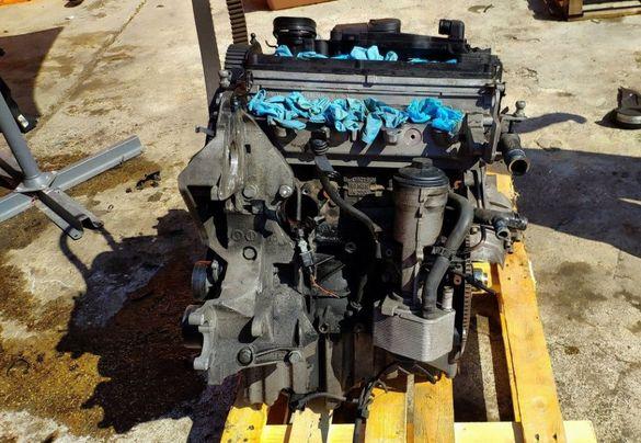 Двигател мотор за Audi Ауди 2.0тди 143кс CAGA Cag 2.0tdi Cah Cag 10бр