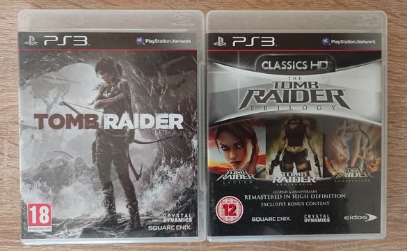 < PS3 > Tomb Raider Collection за PlayStation 3