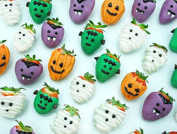 Gustări Halloween - Sweet Gifts